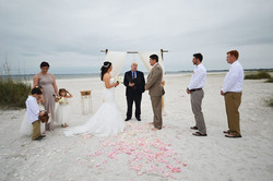 Fort Myers Beach Wedding Package