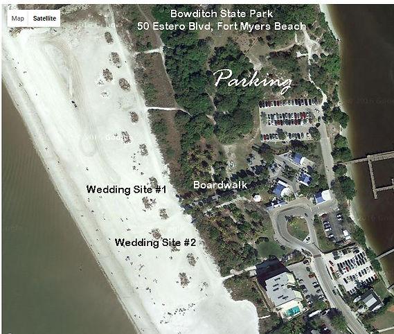 Bowditch Beach Wedding Info