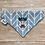 Thumbnail: Owl Cat & Arrows on Grey