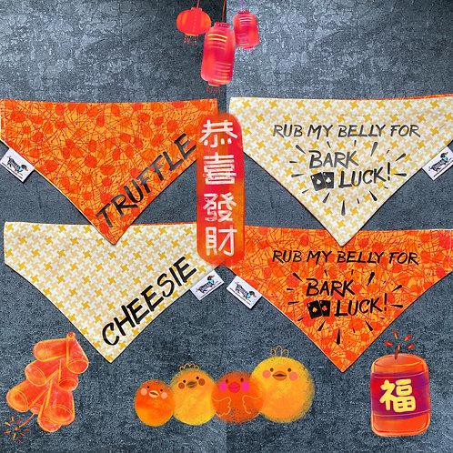 Mandarin Orange Sparklers & Yellow Honey
