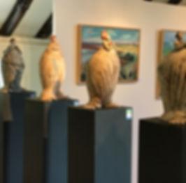 expositie in de Deel