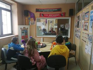 Contamos los proyectos de 6ºB en Onda El Espinar