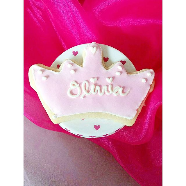 A Sugar Cookie fit for a Queen!#kateskup