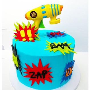 BOOM! POW! ZAP!_Happy Birthday Beckham!