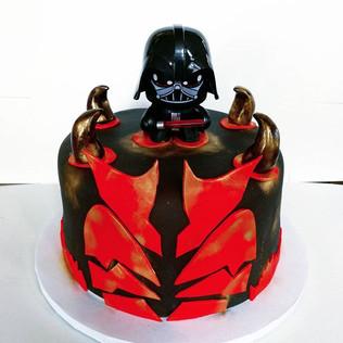 Star Wars Villains!! #sweetkatebakery #d