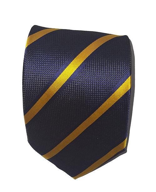 Cravatta Giallo e Blu