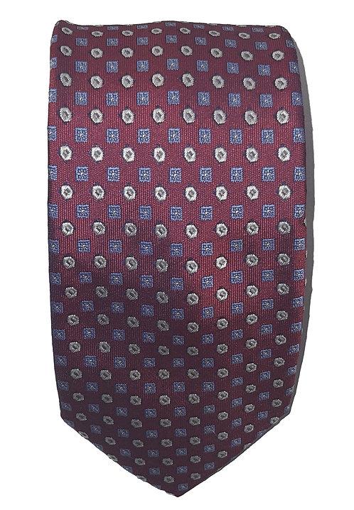 Cravatta Bordeaux