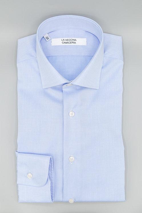 Camicia No Stiro Azzurro col. 23
