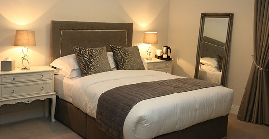 Superior Deluxe King Bedroom