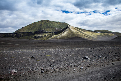 Island Landmannalauger