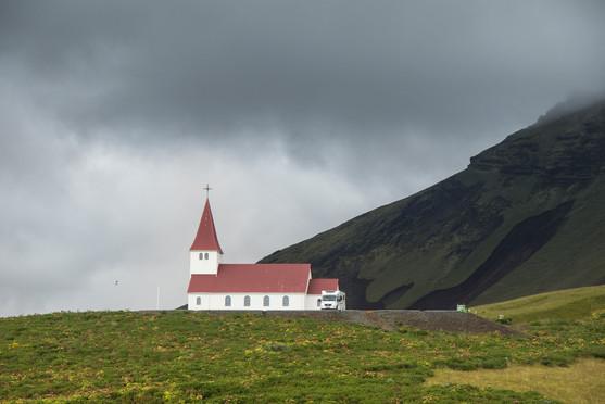 Island Vík