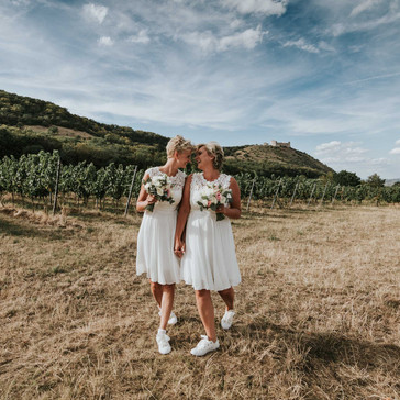 Svatba na Pálavě