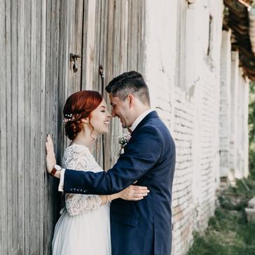 Svatební veselka Honětice
