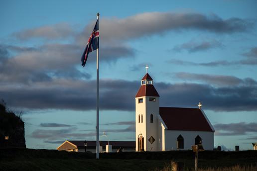 Island kostel
