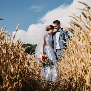Svatba v Bořeticích