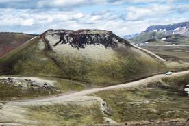 Island kráter