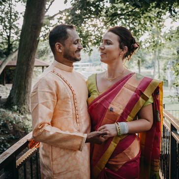 Svatební fotograf Brno česko-indická
