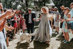 svatba naboso