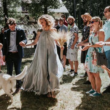 Svatba Babí lom