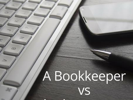 A Bookkeeper vs An Accountant