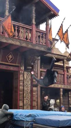 Balcony Fall - Vikings