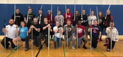 German Long Sword at Indiana University