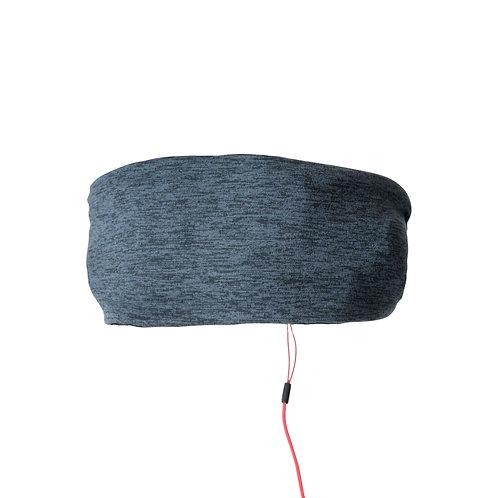 SoundStitch™ Sports Headband, Charcoal