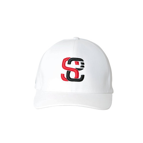 SoundStitch™ Water Resistant Cap, White