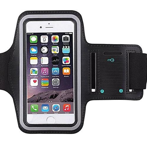 Universal Phone Sport Armband Case, Black
