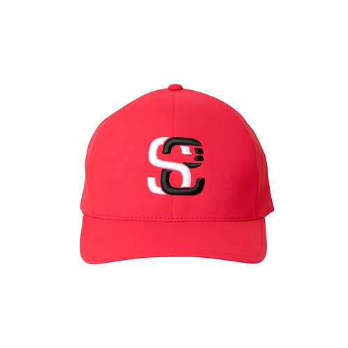 SoundStitch™ Water Resistant Cap, Red