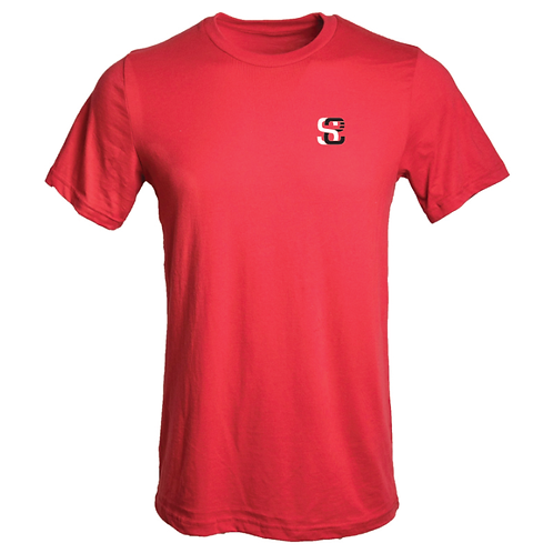 SoundStitch™ Men's Classic Tee, Red