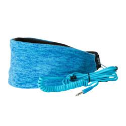 SoundStitch™ Sports Headband, Blue