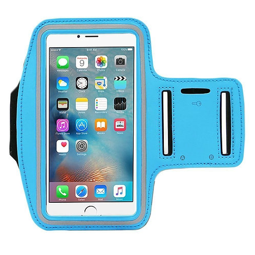 Universal Phone Sport Armband Case, Blue
