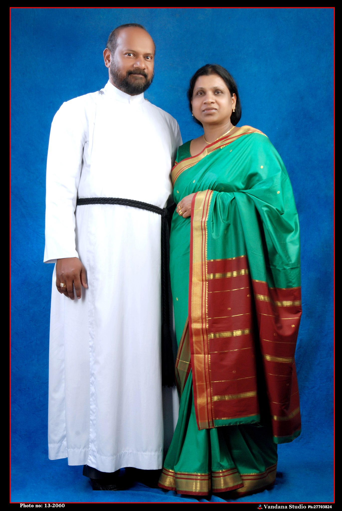 Rev. Aniyan K. Paul & Kochamma