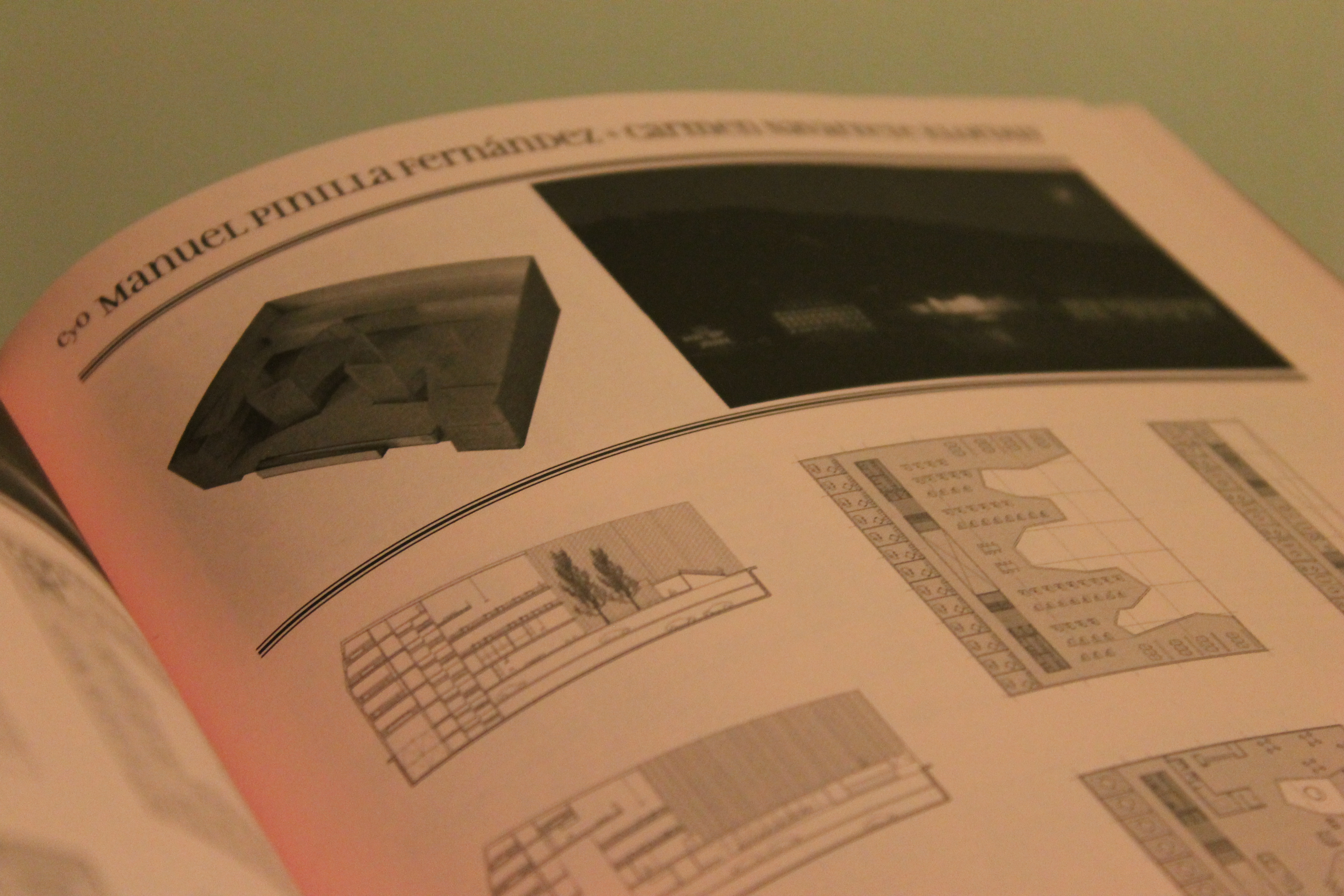 Página interior / Inside page