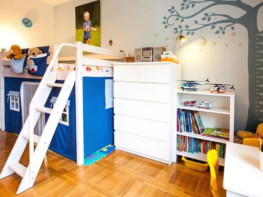 ¡Ideas para una decoración infantil divertida!