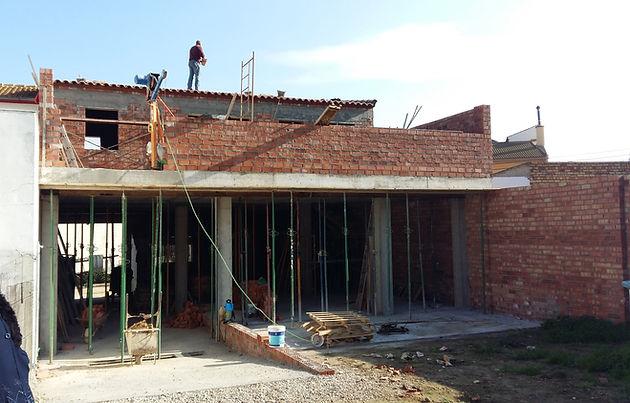 proyecto ampliacion vivienda sevilla