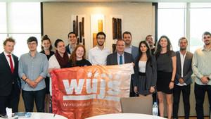 Historic Jewish Student Leaders Delegation to the United Arab Emirates