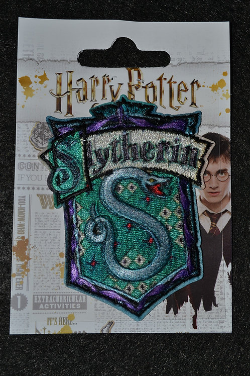Écusson HP Slytherin (Serpenthard)