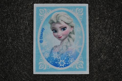 Écusson Reine des neiges Elsa 2