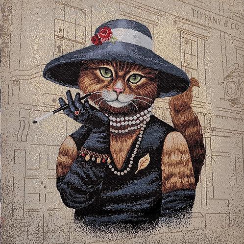 La chatte Audrey