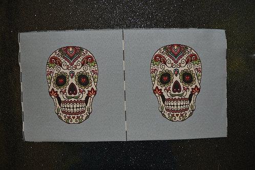 Mini tête de mort mexicaine