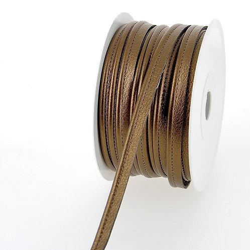 Passepoil simili bronze
