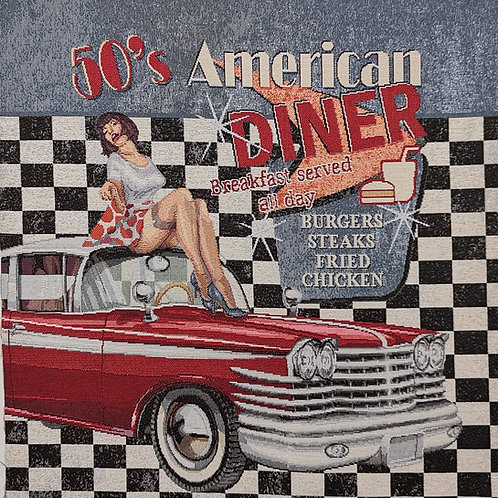 American diner 50'S