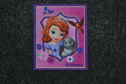 Écusson Princesse Sofia 8