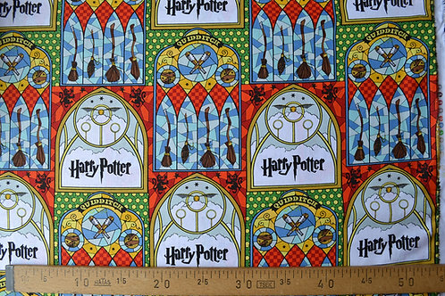 Vitrail Harry Potter