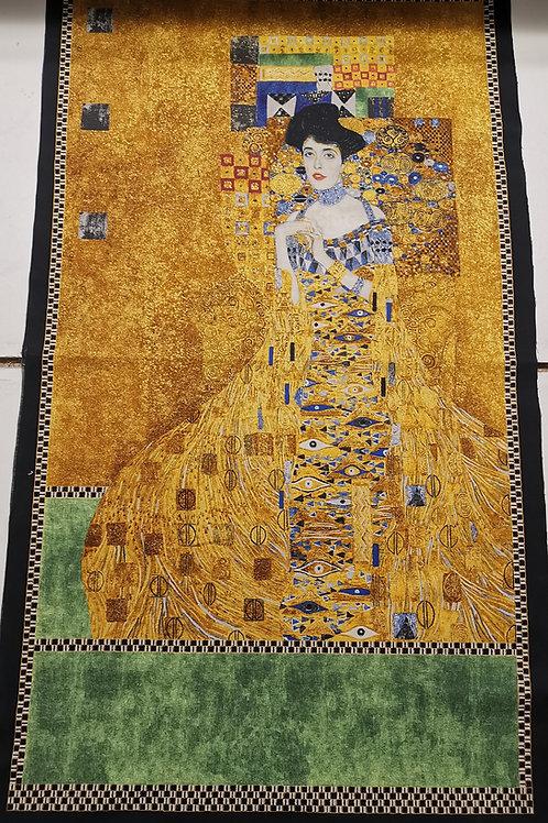 Portrait d'Adèle Bloch-Bauer de Klimt