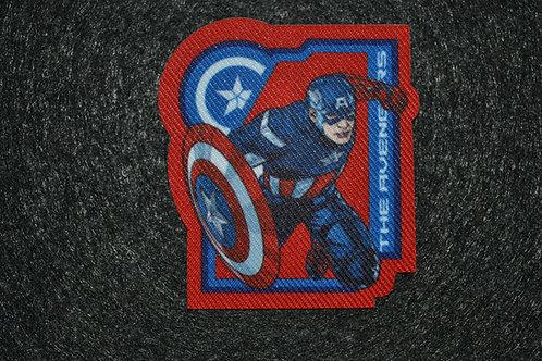 Écusson Avengers Captain America 2