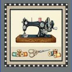 Machine a coudre ciseau