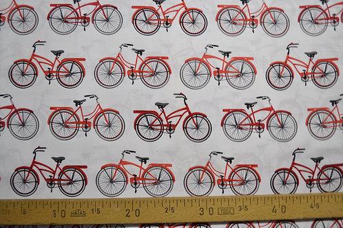Vélos rouges